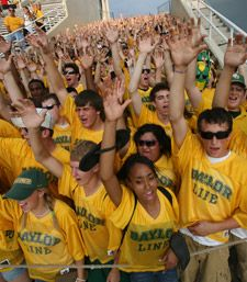 Baylor Line...I was one of the first female members in 1993.