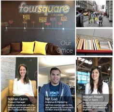 Work for Foursquare: Make the Real World Easier to Use