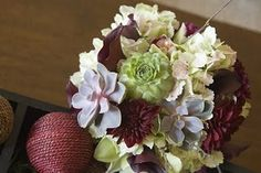 Lavendar & Sage Bouquet