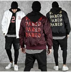 Stylish Lettering Printed Air Force Jacket 207