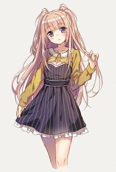 Manga Pokémon, Anime Girls, Manga Kawaii, Manga Anime Girl, Anime School Girl, Cool Anime Girl, Anime Girl Drawings, Pretty Anime Girl, Beautiful Anime Girl