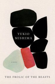 The 75 Best Book Covers of 2018 - Yukio Mishima, Frolic of the Beasts, design by John Gall The Effective Pictures We Offer You About - Creative Book Covers, Best Book Covers, Book Cover Art, Book Art, Best Book Cover Design, Beautiful Book Covers, Graphic Design Books, Graphic Design Inspiration, Book Design Layout