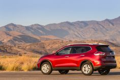 The redesigned 2014 Nissan Rogue crossover earned a four-star overall safety rating from the National Highway Traffic Safety Administration.