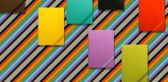 Make My Day notebooks rainbow