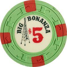 Big Bonanza casino chip
