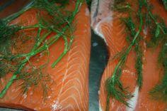 Preparando salmón. #aeropuertoalicanteelche @Visit Elche @foodinterest