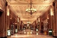 Go stay at the Millenium Biltmore hotel in Los Angeles.