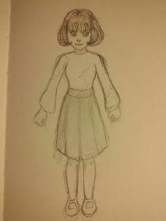 #anime #girl #pencil