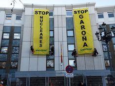Greenpeace celebra que el Congreso respalde el cierre de Garoña y el aplazamiento del decreto contra el autoconsumo eléctrico