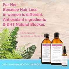 100% Natural Plant Based Hair Regrowth Treatment For Her - Step 1 Detox , Step 2 Hair And Scalp Stimulating, 3 Deep Scalp Follicle Treatment | HairWise HandMade Product *** For more information, visit image link.