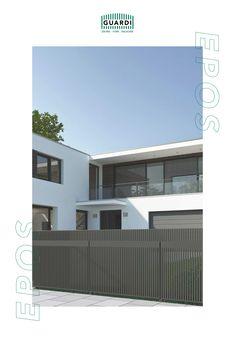 Der Gartenzaun für designaffine Hausbesitzer! Gemeinsam mit dem Designstudio F.A. Porsche ist uns ein einzigartiger Zaun aus Aluminium gelungen. Das reduzierte Design passt sich optimal modernen Baustilen an und besticht durch höchste Qualität. Design Studio, Aluminium, Fence Ideas, Garden Fencing, Contemporary Design