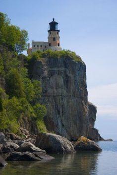 Split Rock Lighthouse Northshore Lake Superior