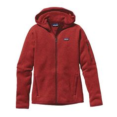 PATAGONIA Fleece - W's Better Sweater® Full-Zip Hoody