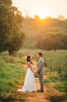 Multicultural wedding from Bangkok and Hua Hin at this exotic destination…