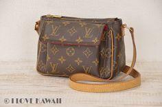 Louis Vuitton Monogram Viva Cite PM Shoulder Bag M51165