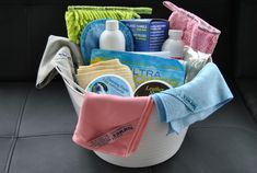 Norwex Gift Basket perfect for wedding or housewarming gift!