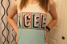 Can I please have this shirt from forever 21 <<< favorite store and I actually have an ICEE nightgown so I would LOVE this!!!