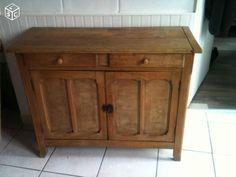 Buffet bois ancien (restauré) 50 euros