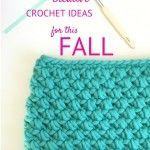 10 Creative Crochet Ideas for This Fall