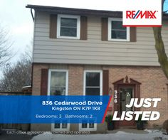 This well-kept 3+1 bedroom home is located in a great neighbourhood, close to Cataraqui Woods Public School. It features newer windows (2012), Hot Water Tank, and Roof (2006) and laminate flooring throughout. The sliding patio door leads to a large deck with hot tub, overlooking the backyard, with ample room for gardens. Awaiting your finishing touches.