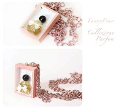 Necklace by FunnyFimo! Parfum collection