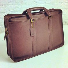 Inspiration for our Legacy Brief: the Spring 1986 Embassy Briefcase