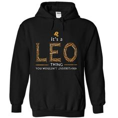 It's a LEO thing