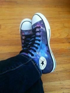 173dd87ff15f Galaxy converse Cool Vans Shoes