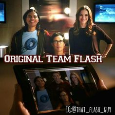 ANYONE ELSE MISS IT?? BC NOW FRICKIN IRIS INVADED