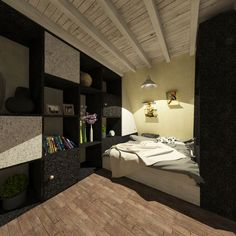 The experts of the home plans and designs will take the responsibility to decorate interiors also. Marvelous Home Plans and Designs for Your Dream Home Ideas. Wooden House Plans, Small House Floor Plans, A Frame Cabin, A Frame House, Home Renovation, Home Remodeling, Bathroom Remodeling, Flat Roof House, Two Bedroom House