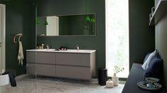 Bilderesultat for vedum flow Bathroom Lighting, Vanity, Mirror, Storage, Furniture, Flow, Menu, Home Decor, Google