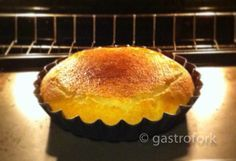 Bibingka Recipe - it's a Filipino rice cake. Very delicious with butter and cheese on top!