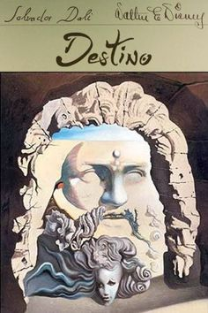 This short film was by far one of the most amAzing things I have Ever seen ... Destino, the short film by Salvador Dali and Disney Company