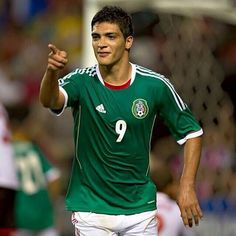 Image result for photo raul jimenez mexico national team