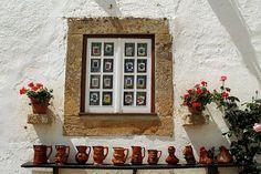 Window @ Óbidos, Portugal