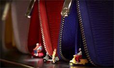 Lo store Louis Vuitton si anima di notte - Leggi l'articolo!