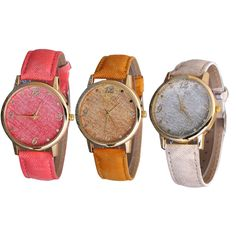 . Watches, Leather, Accessories, Fashion, Wrist Watches, Moda, Wristwatches, Fashion Styles, Tag Watches