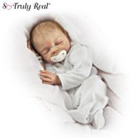 301055001 - Name Your Cherish Lifelike Baby Doll