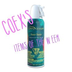 Happy Friday! Check out another item of the week from @carrollton_office_express!  Compucessory Power Duster 7oz air duster: CCS24313 - $7.59ea #visitcarrollton #carrolltonga #shoplocal