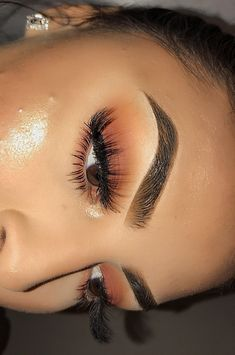 Gorgeous Makeup: Tips and Tricks With Eye Makeup and Eyeshadow – Makeup Design Ideas Makeup Eye Looks, Cute Makeup, Glam Makeup, Gorgeous Makeup, Pretty Makeup, Makeup Inspo, Eyeshadow Makeup, Eyeliner, Eyebrows