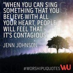 jenn johnson worship leader - Google Search