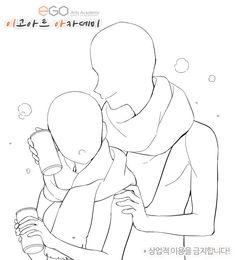 (1) 이메레스 봇 (@imeresu_retweet) / 트위터 Couple Poses Drawing, Couple Poses Reference, Drawing Body Poses, Drawing Reference Poses, Drawing Tips, Hand Reference, Couple Drawings, Ship Drawing, Drawing Base