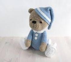 Resultado de imagem para croche ursinho ted