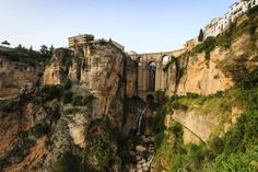 Breathtaking View of Ronda, Andalusia, Spain