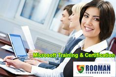 Rooman Technologies offers Microsoft Training and Certification, Our Microsoft training course provides invaluable expertise and career advancement.Join now!,Visit us:http://rooman.net/