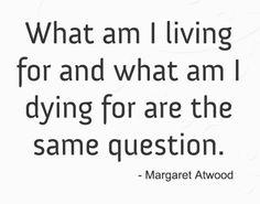 Margaret Atwood •