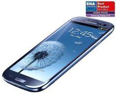 2fdf7d120ce503 SAMSUNG Galaxy S III 16 Go bleu Latest Android, Android 4, Samsung Galaxy  Phones