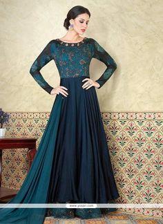 Anarkali Suit: Buy Latest Designer Anarkali Suits for Women Online Long Anarkali Gown, Silk Anarkali Suits, Floor Length Anarkali, Salwar Suits, Abaya Fashion, Indian Fashion, Ethnic Fashion, Trendy Fashion, Fashion Women