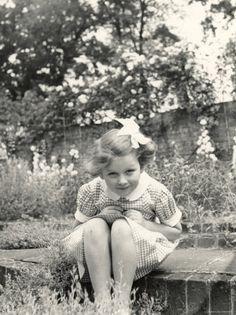 British Royalty:  Princess Alexandra of Kent by Cecil Beaton.