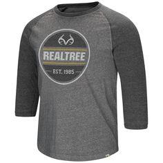 c5937e5a23d3 Realtree Hooded Waffle Henley Long Sleeve Shirt | Navy. See more. Realtree  Men's 3/4 Raglan Shirt | Gray Realtree Clothing, Alabama Crimson Tide,